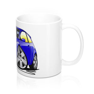 Ford SportKa - Caricature Car Art Coffee Mug