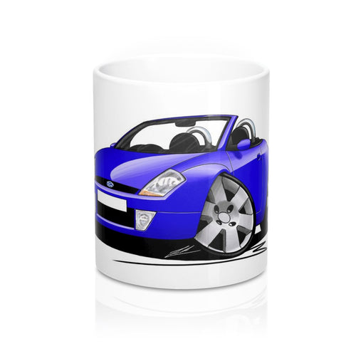 Ford StreetKa - Caricature Car Art Coffee Mug