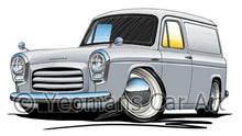 Load image into Gallery viewer, Ford Thames 300e Van - Caricature Car Art Coffee Mug