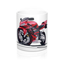 Load image into Gallery viewer, Honda CBR600RR - Caricature Bike Art Coffee Mug