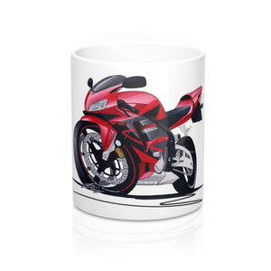 Honda CBR600RR - Caricature Bike Art Coffee Mug