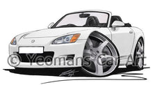 Load image into Gallery viewer, Honda S2000 - Caricature Car Art Coffee Mug