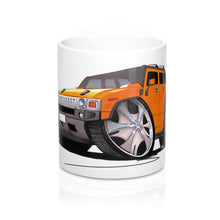 Load image into Gallery viewer, Hummer H2 - Caricature Car Art Coffee Mug