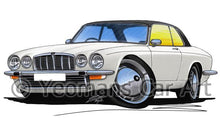 Load image into Gallery viewer, Jaguar XJ-C - Caricature Car Art Coffee Mug