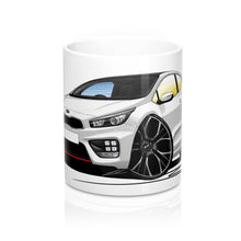 Load image into Gallery viewer, Kia Pro_Ceed GT - Caricature Car Art Coffee Mug