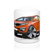 Load image into Gallery viewer, Kia Sportage - Caricature Car Art Coffee Mug