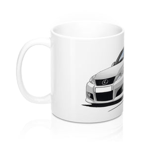 Lexus IS-F (XE20) - Caricature Car Art Coffee Mug