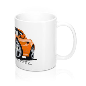 Lotus Elise S1 - Caricature Car Art Coffee Mug
