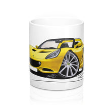 Load image into Gallery viewer, Lotus Elise S2 (Facelift) - Caricature Car Art Coffee Mug