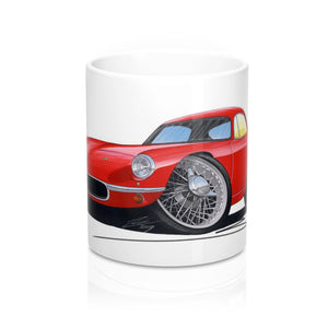 Lotus Elite - Caricature Car Art Coffee Mug