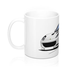 Lotus Evora - Caricature Car Art Coffee Mug