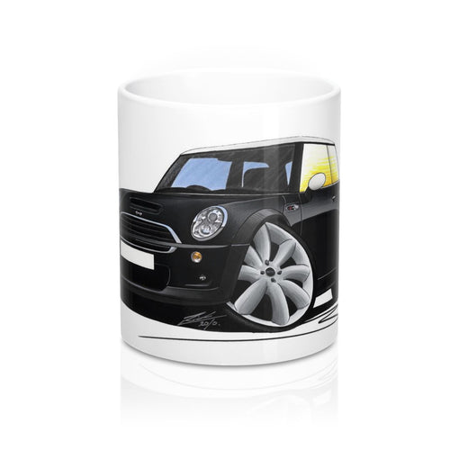 MINI (Mk1)(R53) Cooper S - Caricature Car Art Coffee Mug