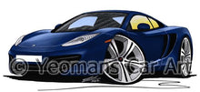 Load image into Gallery viewer, McLaren MP4-12c - Caricature Car Art Coffee Mug