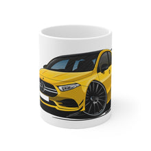 Load image into Gallery viewer, Mercedes A-Class A35 AMG - Caricature Car Art Coffee Mug