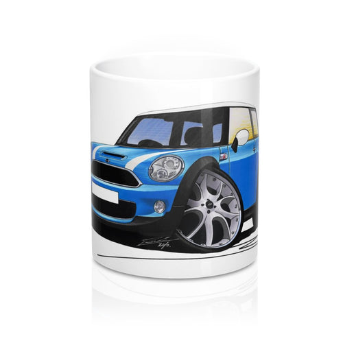MINI (Mk2)(R56) Cooper S - Caricature Car Art Coffee Mug
