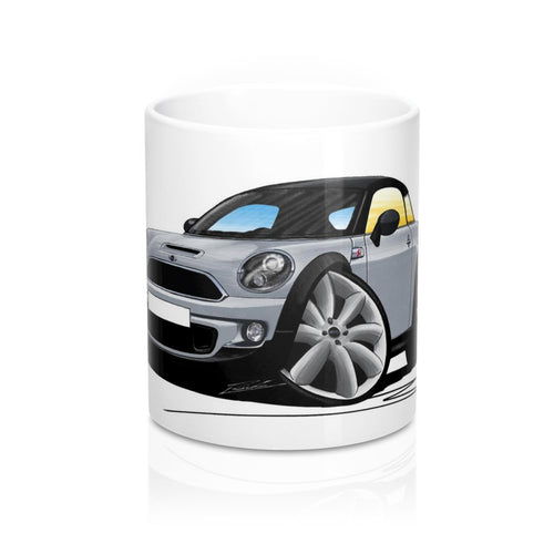 MINI (Mk2)(R58) Coupe - Caricature Car Art Coffee Mug