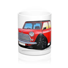 Load image into Gallery viewer, Mini Cooper (Yeo-F)- Caricature Car Art Coffee Mug