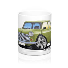 Load image into Gallery viewer, Mini (Mk3) - Caricature Car Art Coffee Mug