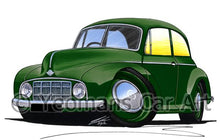 Load image into Gallery viewer, Morris Minor MM - Caricature Car Art Coffee Mug