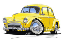 Load image into Gallery viewer, Morris Minor (4dr) - Caricature Car Art Coffee Mug