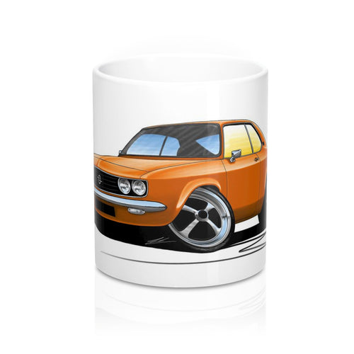 Opel Manta A - Caricature Car Art Coffee Mug