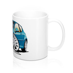 Peugeot 207 - Caricature Car Art Coffee Mug