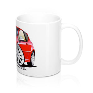 Peugeot 207 GTi - Caricature Car Art Coffee Mug