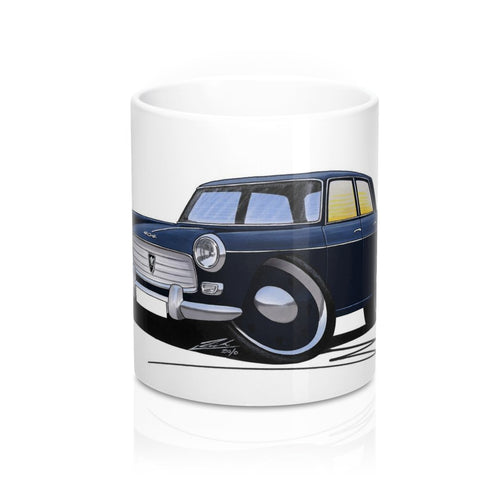 Peugeot 404 - Caricature Car Art Coffee Mug