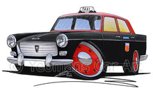 Load image into Gallery viewer, Peugeot 404 Taxi - Caricature Car Art Coffee Mug