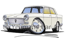 Load image into Gallery viewer, Peugeot 404 - Caricature Car Art Coffee Mug
