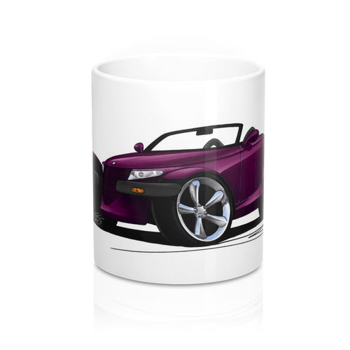 Plymouth Prowler - Caricature Car Art Coffee Mug