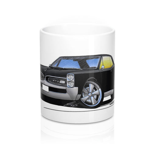Pontiac GTO (1967) - Caricature Car Art Coffee Mug