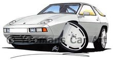 Load image into Gallery viewer, Porsche 928 S2 - Caricature Car Art Coffee Mug