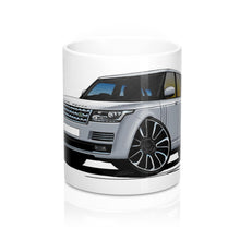 Load image into Gallery viewer, Range Rover (L405) - Caricature Car Art Coffee Mug