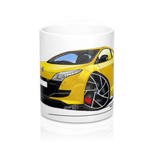 Load image into Gallery viewer, RenaultSport Megane 250 - Caricature Car Art Coffee Mug