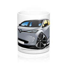 Load image into Gallery viewer, Renault Zoe - Caricature Car Art Coffee Mug
