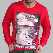 Load image into Gallery viewer, Sideways Santa - Christmas Car Art Sweatshirt