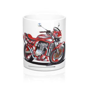 Suzuki Bandit - Caricature Bike Art Coffee Mug