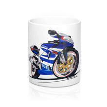 Load image into Gallery viewer, Suzuki GSX-R750 - Caricature Bike Art Coffee Mug