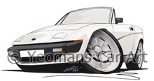Load image into Gallery viewer, Triumph TR7 DHC Convertible - Caricature Car Art Coffee Mug