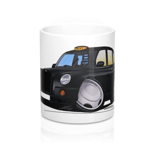 London TX4 Taxi - Caricature Car Art Coffee Mug