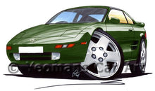 Load image into Gallery viewer, Toyota MR2 (Mk2) - Caricature Car Art Coffee Mug