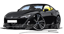 Load image into Gallery viewer, Toyota GT86 - Caricature Car Art Coffee Mug