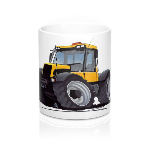 Tractor 1 - Caricature Car Art Coffee Mug