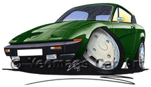 Load image into Gallery viewer, Triumph TR7 FHC Coupe - Caricature Car Art Coffee Mug