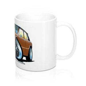 Triumph Dolomite Sprint - Caricature Car Art Coffee Mug