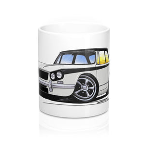Triumph Vitesse - Caricature Car Art Coffee Mug