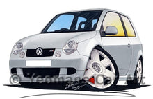 Load image into Gallery viewer, Volkswagen Lupo GTi - Caricature Car Art Coffee Mug