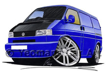 Load image into Gallery viewer, VW T4 Transporter Van (Yeo-A) - Caricature Car Art Coffee Mug