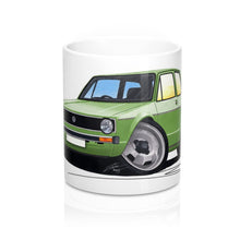 Load image into Gallery viewer, Volkswagen Golf (Mk1) - Caricature Car Art Coffee Mug